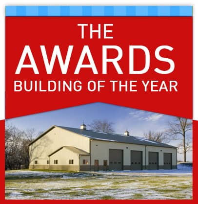 award pole building, pole barn