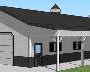 3d and 2d drawing illinois and iowa greiner buildings for 2d building drawing