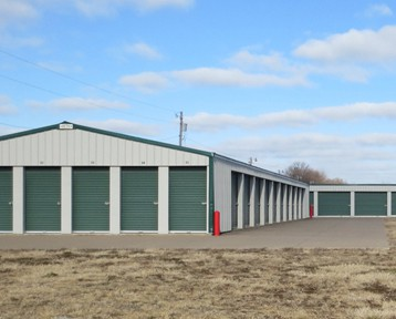 Mini Storage in Iowa and Illinois by Greiner