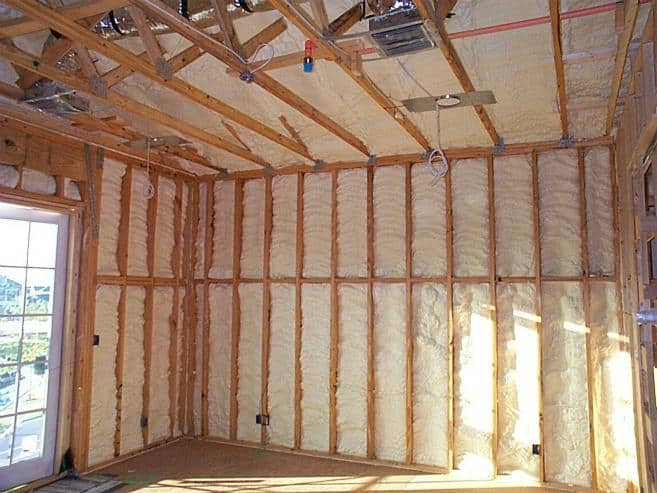 Spray foam Illinois, Spray foam Iowa