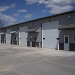Brad Akers Commercial Condo Development 80'x150'x16' West Liberty, IA GB#2757