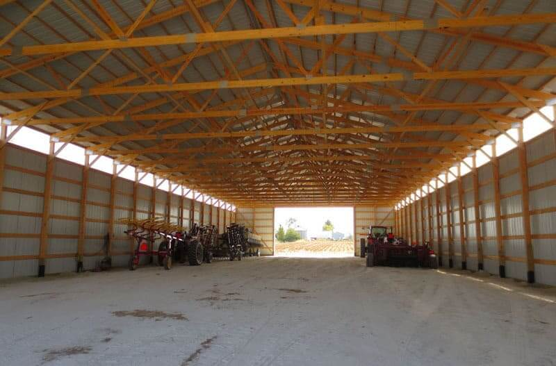 Machine Shed And Cold Storage Gallery Iowa And Illinois