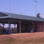 Fairfax Concession Stand - 37' 118' x 14'- Fairfax, IA