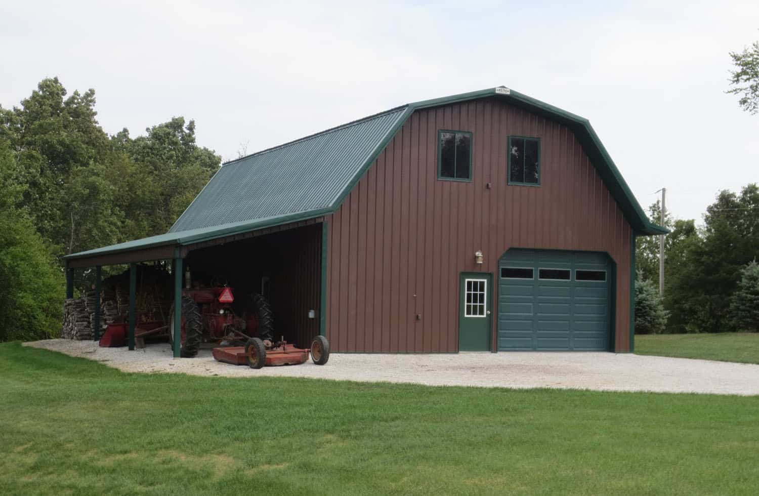 Post Frame Building Services in Iowa and Illinois by Greiner