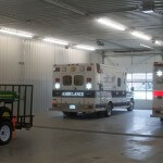 Wapello Ambulance Building - 72' x 50' x 14'- Wapello, IA