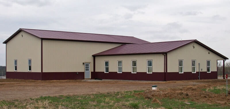 Metal Shop Buildings With Living Quarters Quotes