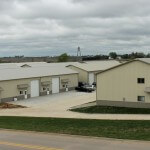 Rogue Development Commercial Condos 160'x50'x16' Tiffin, IA GB#1759