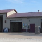 Wayland Car Wash - Wayland, IA - Exterior View