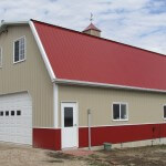 pole barn house builder