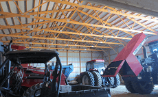 Pole Frame Buildings in Iowa and Illinois