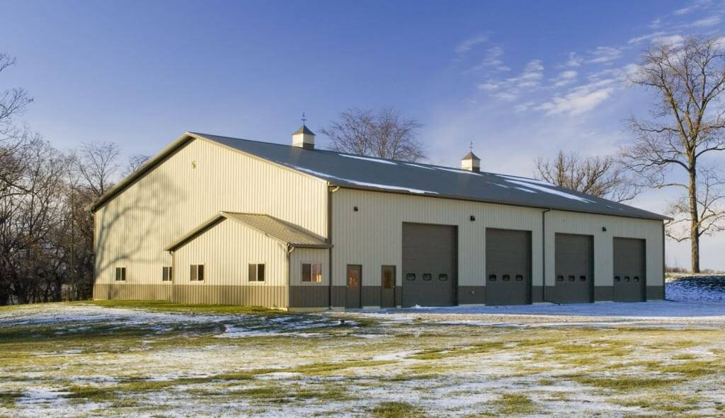 Pole & Post Frame Buildings in Sterling, IL | Greiner Buildings