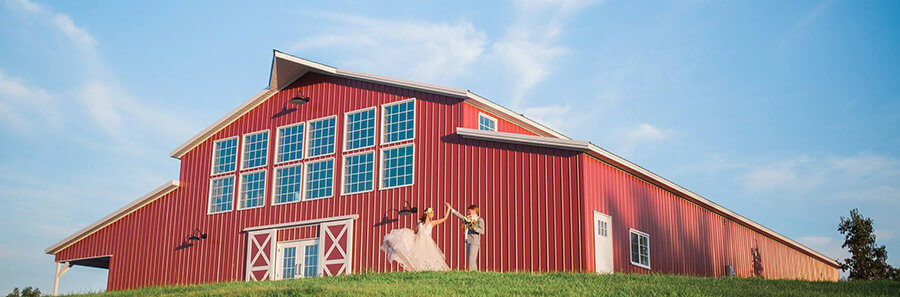 Pole Barn Wedding Venue