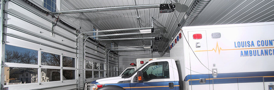 Emergency Vehicle Storage